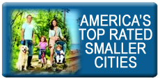 America's Top-Rated Smaller Cities Online