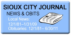 Sioux City Journal Index